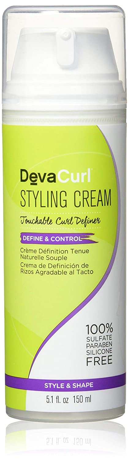 DevaCurl Styling Cream, Define and Control,