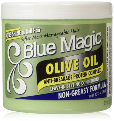 Blue Magic Conditioner Hair Dress Olive Oil