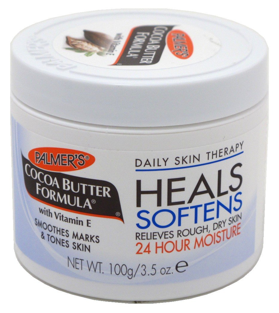 Palmers Cocoa Butter Jar With Vitamin-E 3.5 Ounce