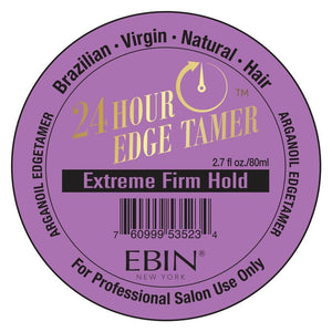 EBIN New York Argan Oil Edge Tamer Extreme Hold