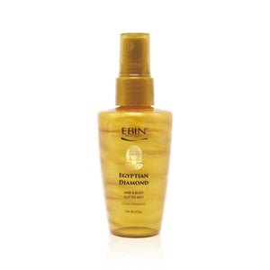 Gold Egyptian Diamond  Hair & Body Mist