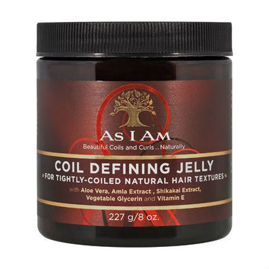 As I Am Coil Defining Jelly, 16 Ounce