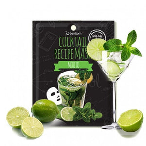 Cocktail Recipe Mask Mojito
