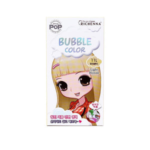 RICHENNA Style Pop Bubble Color Cream- Light Blonde
