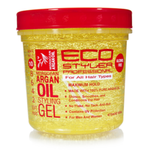 Eco styler styling gel Argan oil