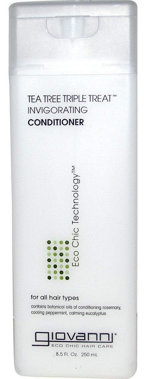 Giovanni Tea Tree Invigorating Conditioner 8.5Fl Oz