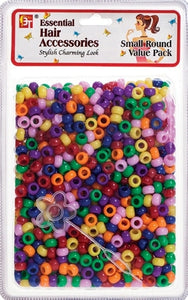 BTKIDS HAIR BEADS VALUE PACK (REGULAR ASSORTED)