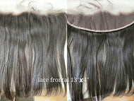 Invisible Lace Front Closure