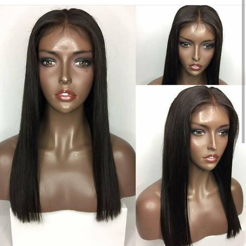 Straight Lacefront 18inches
