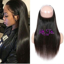 360 Closures (No leave out of Natural Hair)