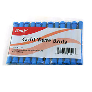 Annie Short cold wave rods  12 CT  #1107