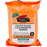 Palmer's, Cocoa Butter Formula, Gentle Facial Cleansing Wipes, Fresh White Lily Fragrance, 25 Wipes