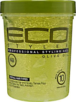 Olive Oil Eco Styler Styling Gel