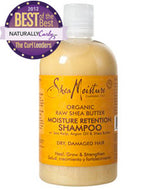 Shea Butter Moisture Rention Shampoo