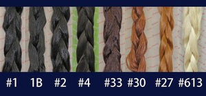 Premium X-pression Braid (Hot Water Set)