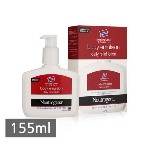 Neutrogena Norwegian Formula Body Emulsion Daily Relief Lotion