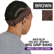 Velvet Anti-Slip Wig Grip Comfort Band
