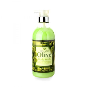 Lunaris Olive Body Wash