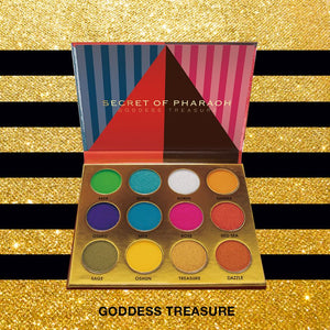 Ebin Eye Shadow Secret of Pharaoh - Goddess Treasure