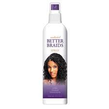 Better Braids Spray Bonus 6oz