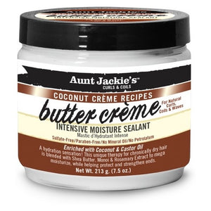 Aunt Jackie's Coconut Butter Cream 7.5oz