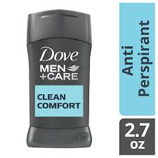 Dove Men Clean Comfort Anti-Perspirant Deodorant Stick