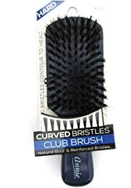 Annie Curved Bristles Wave Brush Hard