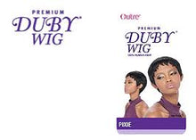 MORE VIEWS   OUTRE HUMAN HAIR WIG DUBY PIXIE