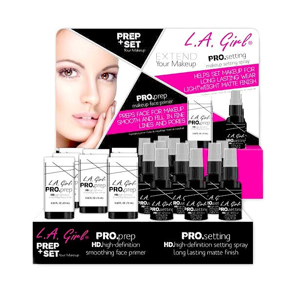 L.A. Girl Pro Primer & Setting Spray