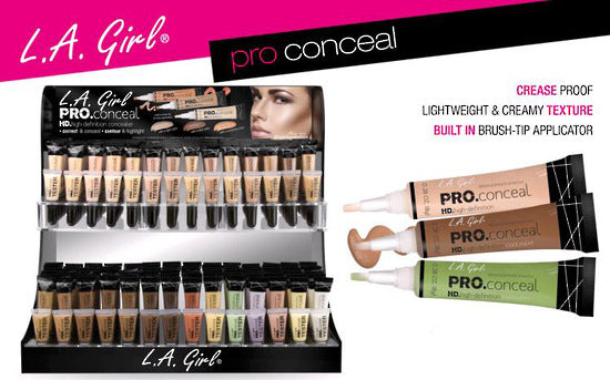 L.a Girl Pro Concealer Hd High-definition Concealer