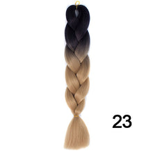 BRAIDING HAIR OMBRE KANEKALON 100G