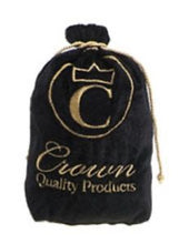 360 Gold Caesar Crown Brush Bag
