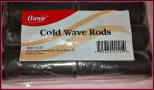 Annie Cold Wave Rods 3/8