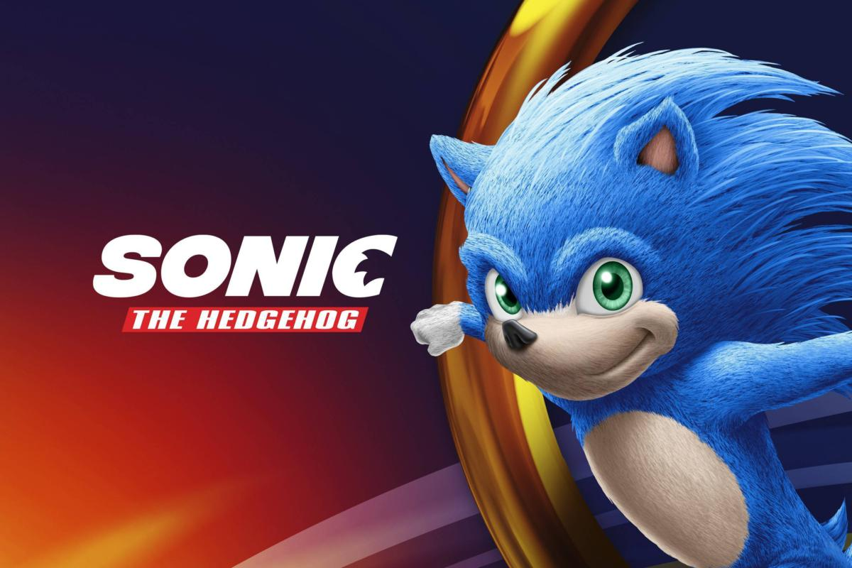 Sonic the Hedgehog Movie Is Officially Rated PG
