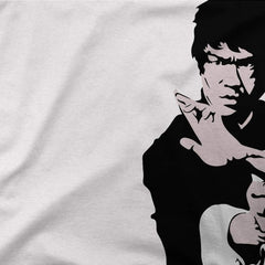Bruce Lee Doing His Famous Kung Fu Pose T-Shirt
