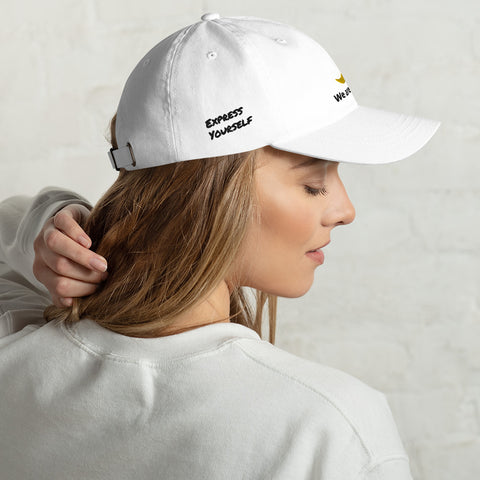 We are culture Dad hat
