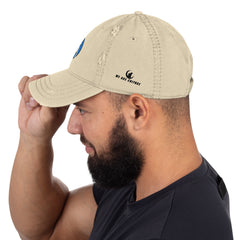 Sumo Distressed Dad Hat