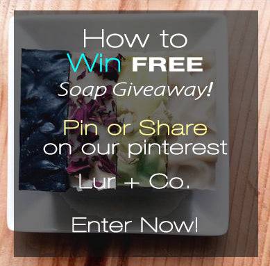 Monthly SOAP GIVEAWAY {MYSTERY Box}