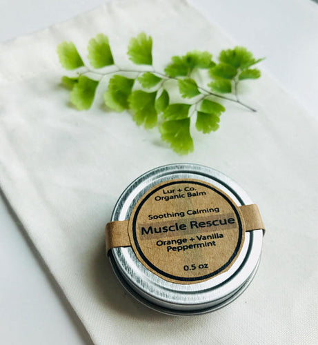 Muscle Rescue Balm