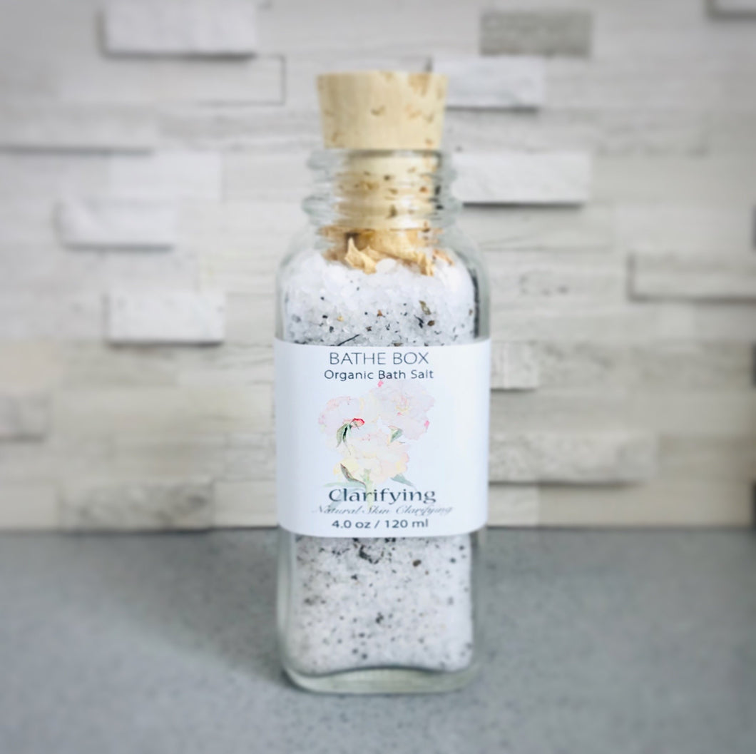 Herbal Bath Salt {Hydrating}~ mugwort - Natuer House