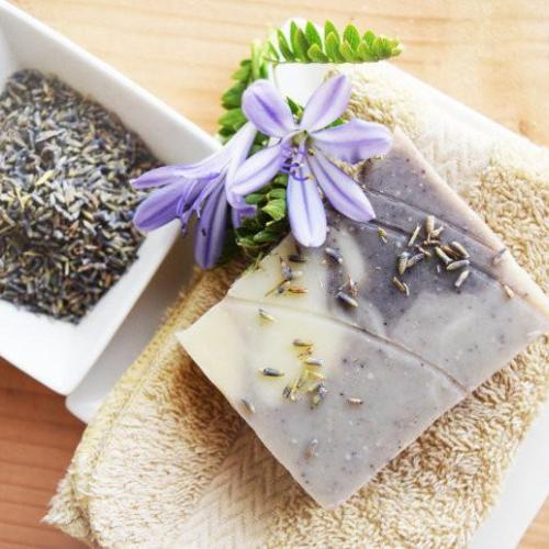 LAVENDER FIELDS Soap | Handmade Natural - Natuer House
