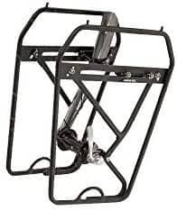 Axiom Journey DLX Low Rider Front Rack Black - Cycle Touring Life