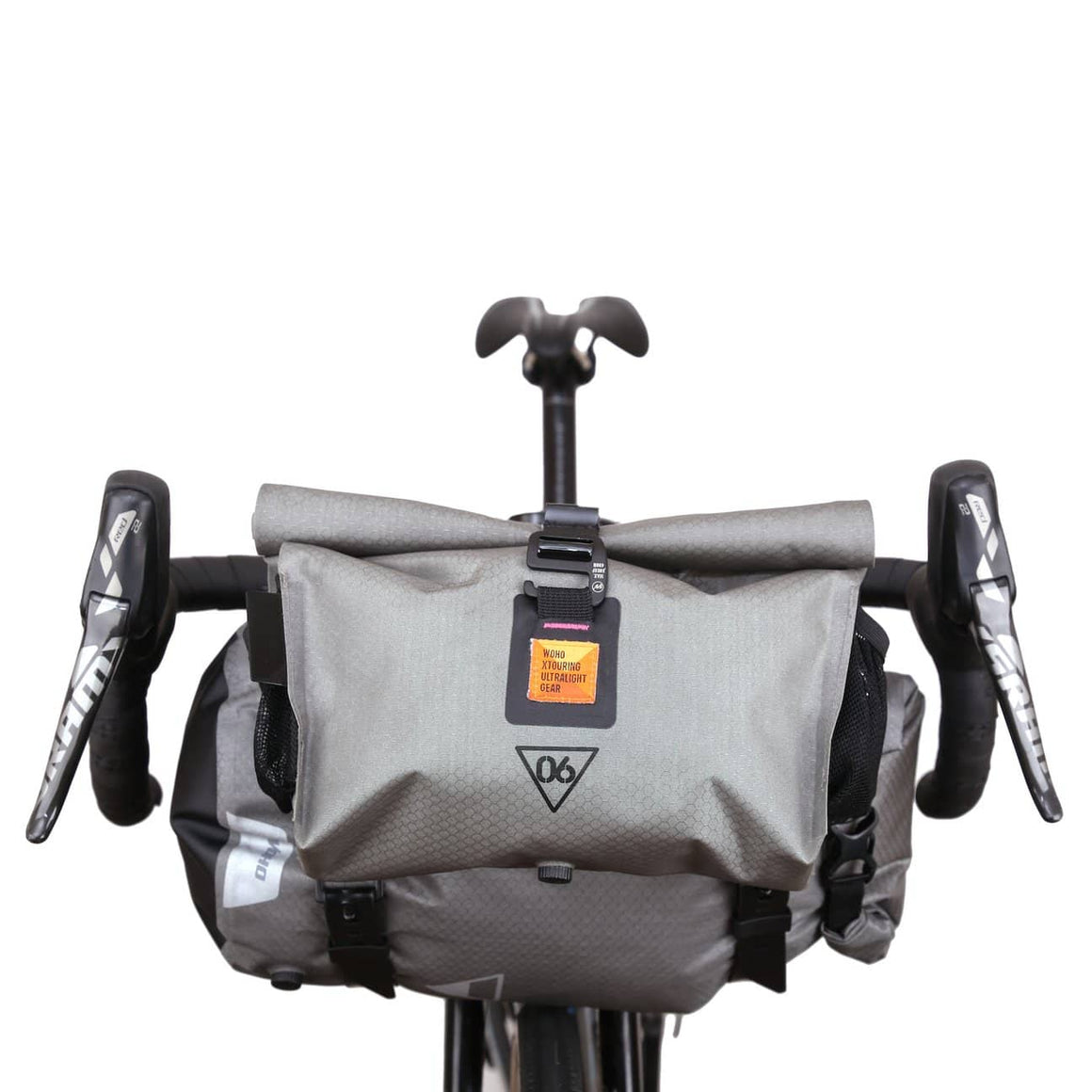 Handlebar 15L Dry Bag Set + Add-On Pack Bundle - Cycle Touring Life
