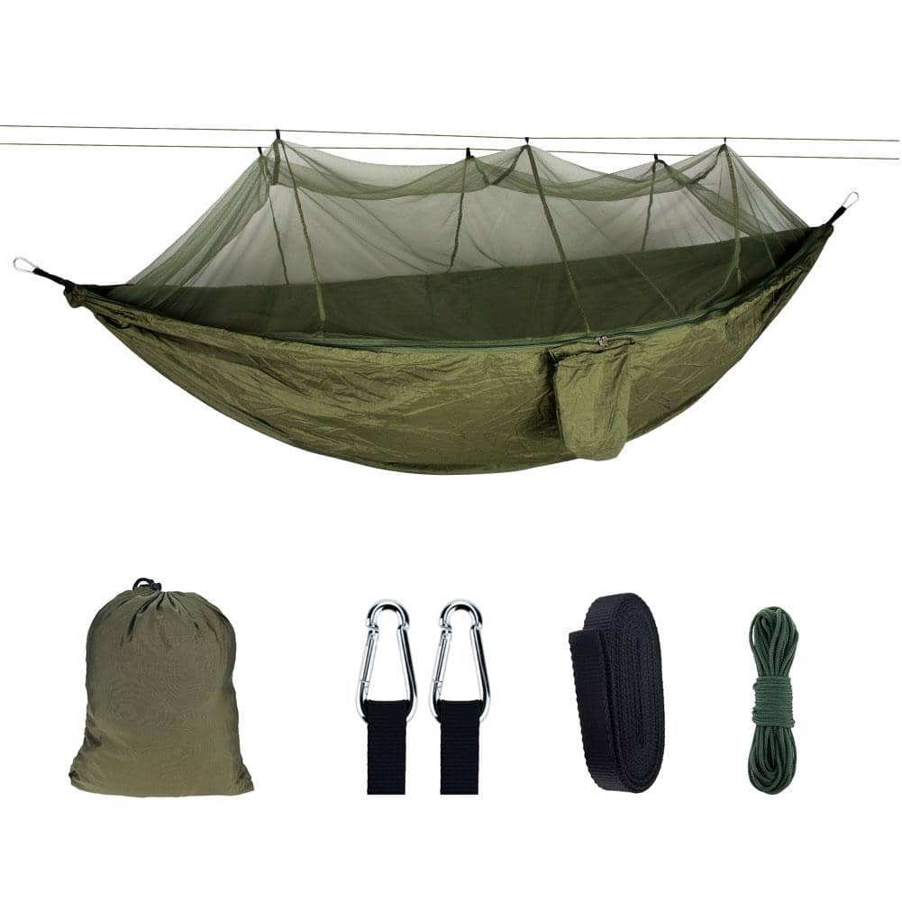 Ultralight Outdoor Camping Hammock - Cycle Touring Life