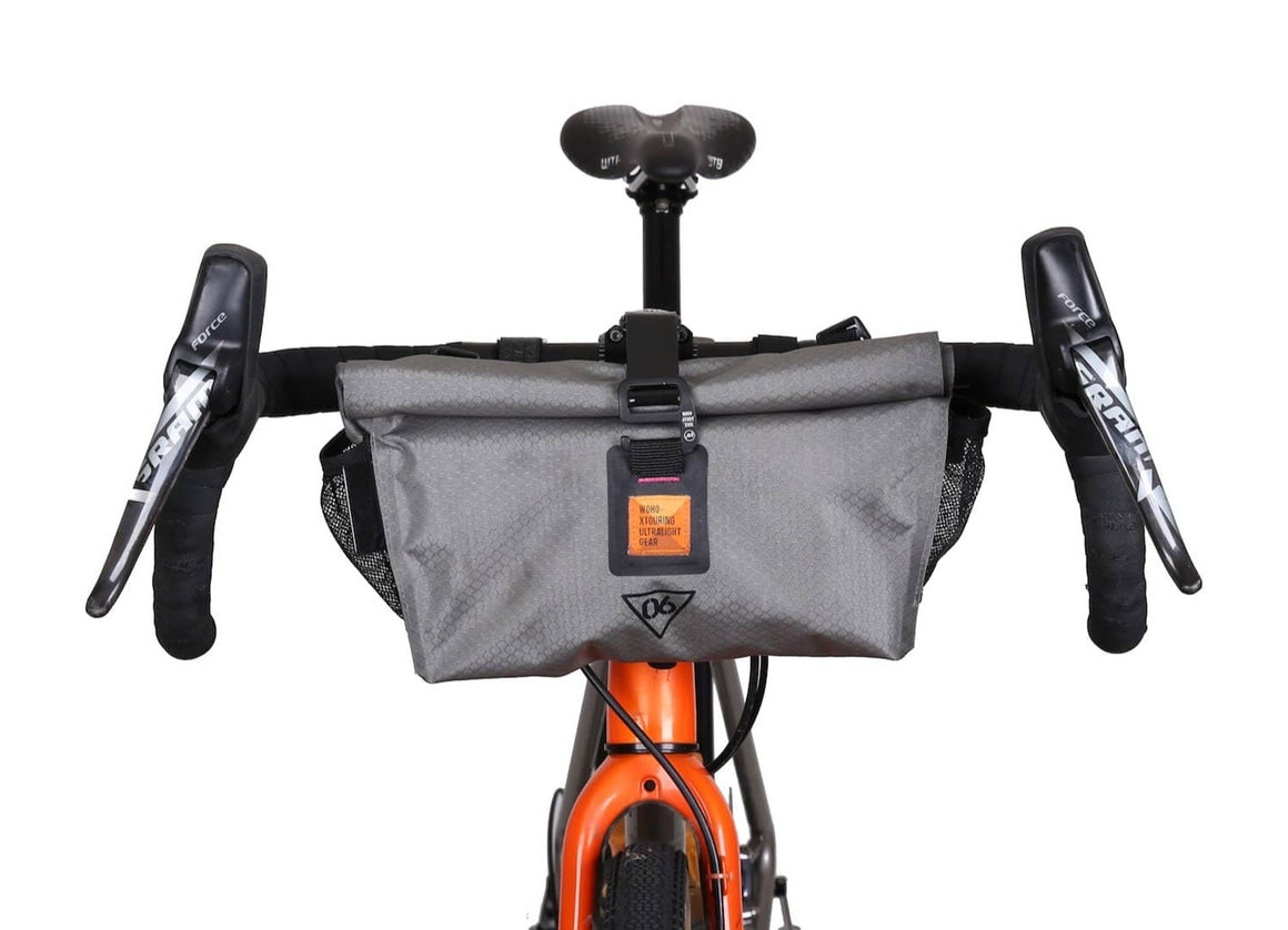 Woho Bikepacking Add On Pack DRY - Cycle Touring Life