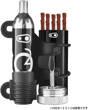 Crankbrothers Cigar Tool Plug Kit + CO2 Head - Cycle Touring Life