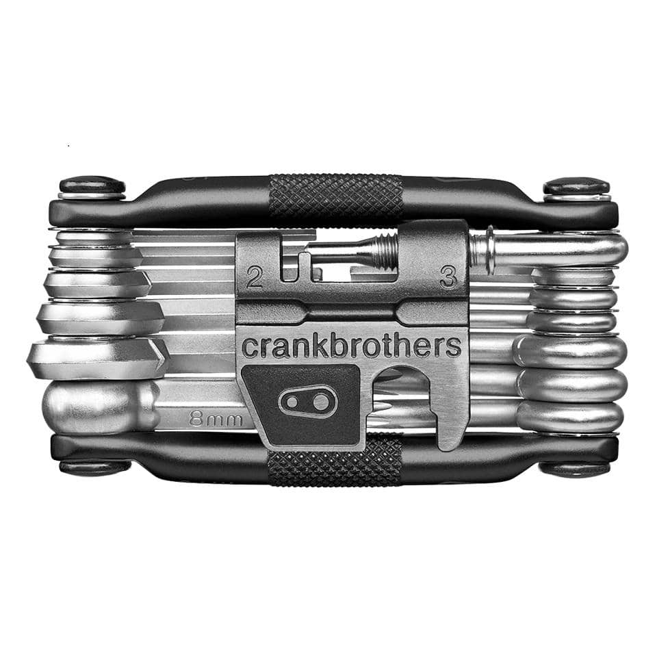Crankbrothers Multitool M19 - Cycle Touring Life
