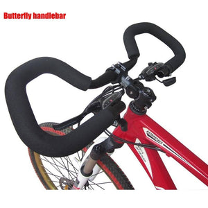 "Touring ""Butterfly"" Handlebar - Cycle Touring Life"