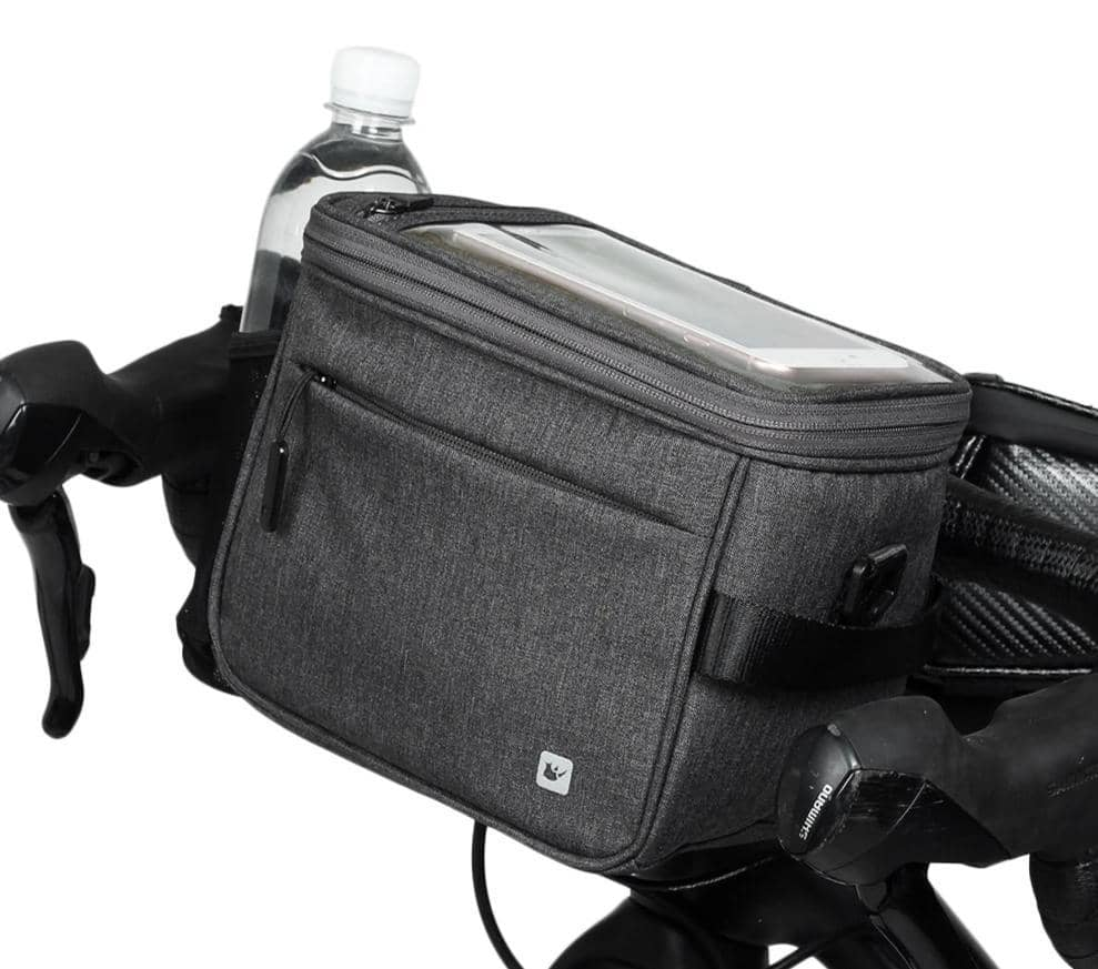 Waterproof Bicycle Handlebar Bag with Touch Screen - Cycle Touring Life