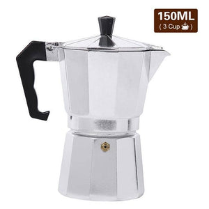 Percolator Camping Coffee Maker Pot 50/150/300ML - Cycle Touring Life